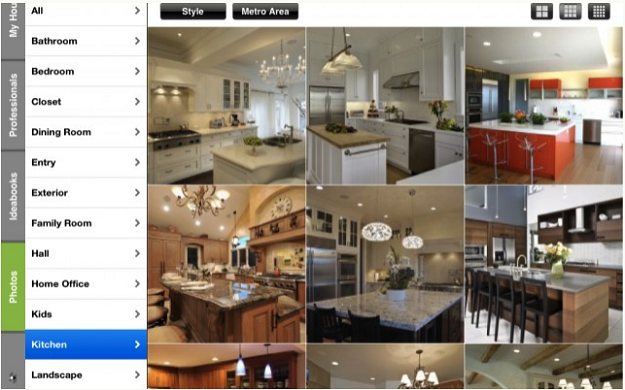 Houzz Offers You A Comprehensive Source of Interior Design Ideas