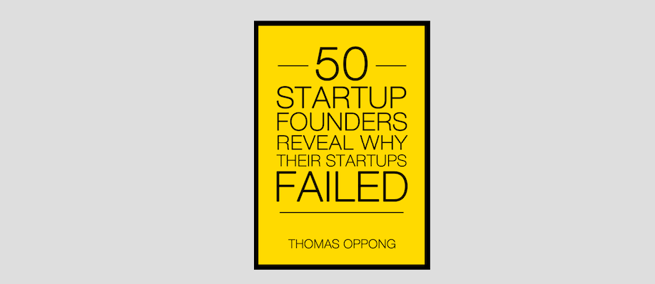 failed startups ebook