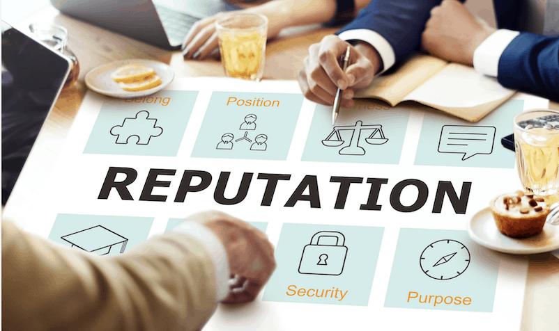 Reputation Improvement Strategies